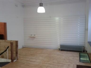 Boutique Commepiedsnus Paris   En cours d'aménagement avant ouverture