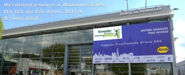 Running Expo - Salon du Marathon de Paris